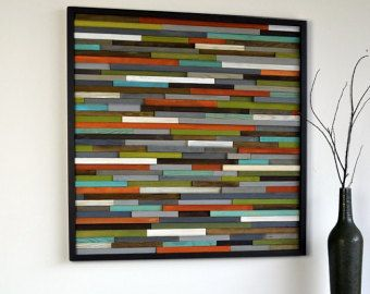 wood wall art - Google Search