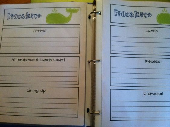 Great Ideas for organizing class room