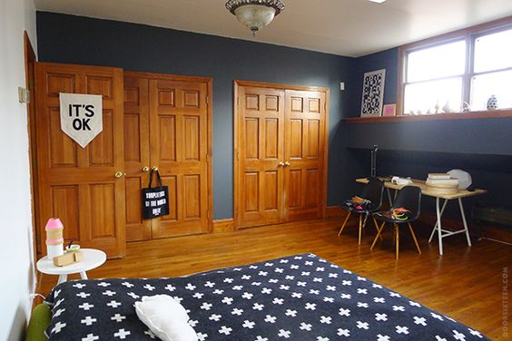 Deep Space Benjamin Moore And Spaces On Pinterest