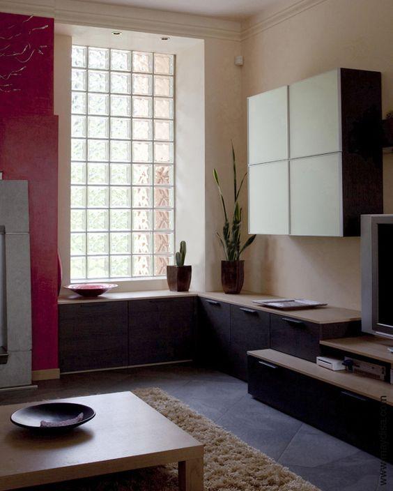 Maydibloc, bloques de vidrio by Maydisa.  www.maydisa.com