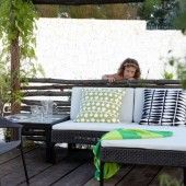 IKEA Outdoor Furniture Ideas 2013