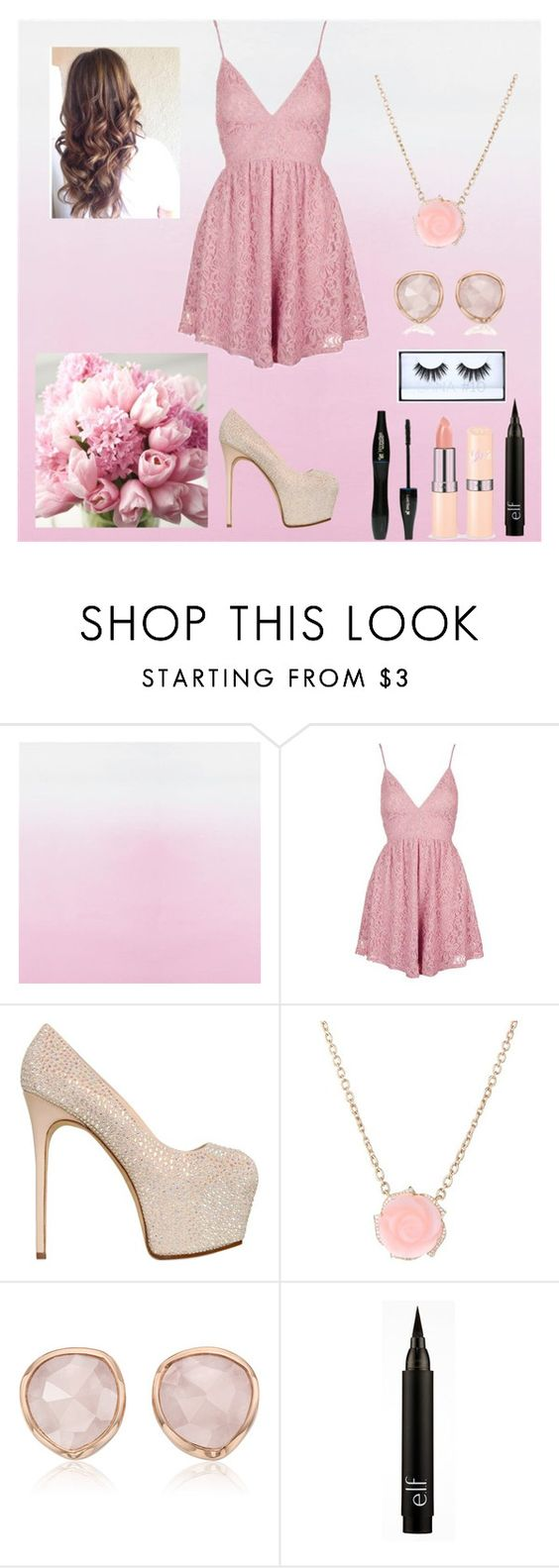 """LOVE IT"" by misacute123 ❤ liked on Polyvore featuring Topshop, Giuseppe Zanotti, Irene Neuwirth, Monica Vinader, Lancôme, Huda Beauty and LoveIt"