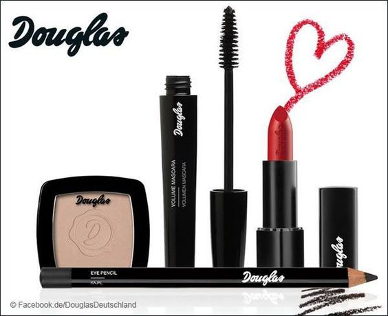 Douglas make up laten doen