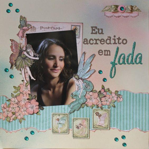 I believe in fairies - Eu acredito em fada by Camilasav @2peasinabucket