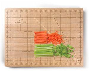 The OCD Chef - Precision Cutting Board