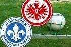 #Ticket  1 Ticket SV Darmstadt 98 gegen Eintracht Frankfurt #deutschland