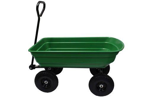 Garden Star Garden Wagon Yard Cart With Flat Free Tires Garden Cart Garden Wagon Yard Cart