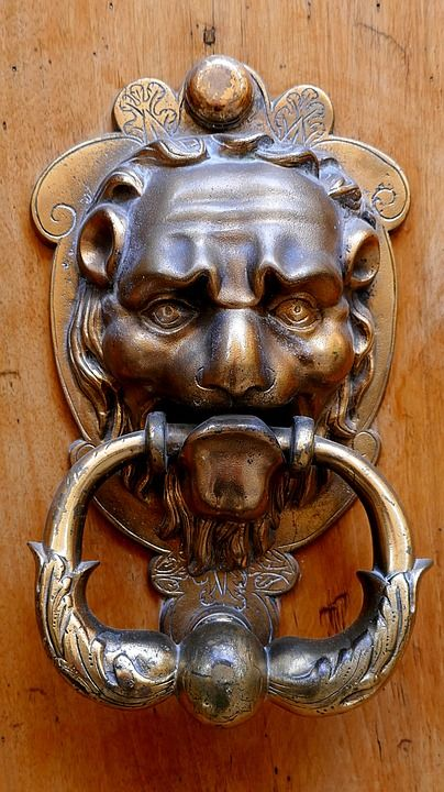 Pin On Doors And Door Knockers