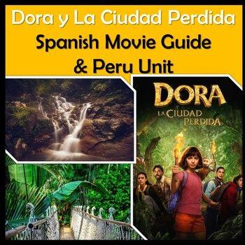 Dora Y La Ciudad Perdida Movie Guide Peru Unit Dora The Lost