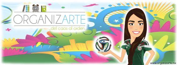 ¡Apoyando el mundial! ::organizARTE::