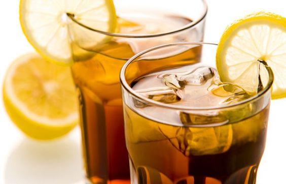 Chás gelados têm antioxidantes que combatem os radicais livres