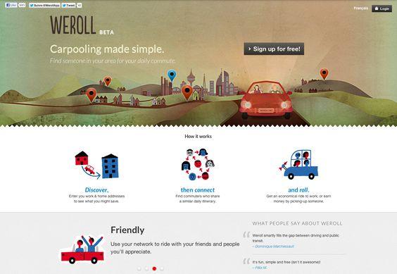 Trend alert: 20 animated website designs | Website designs and ...