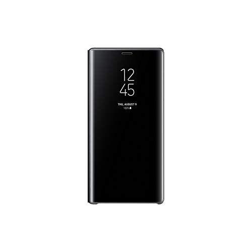Samsung Clear View Hulle Ef Zn960 Mit Standfunktion Fur Galaxy Note9 Schwarz Https Amzn To 2r0dby9 Handy Samsung Elektronik