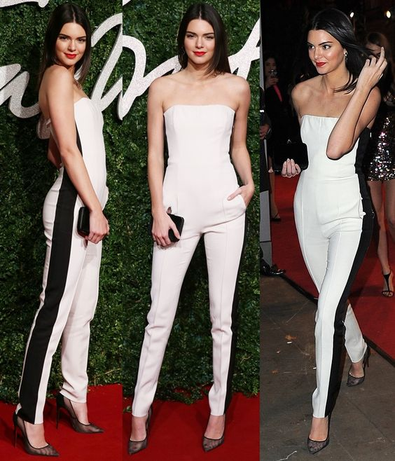black louboutins - Kendall Jenner in Christian Louboutin ��Follies Resille 100�� Suede ...