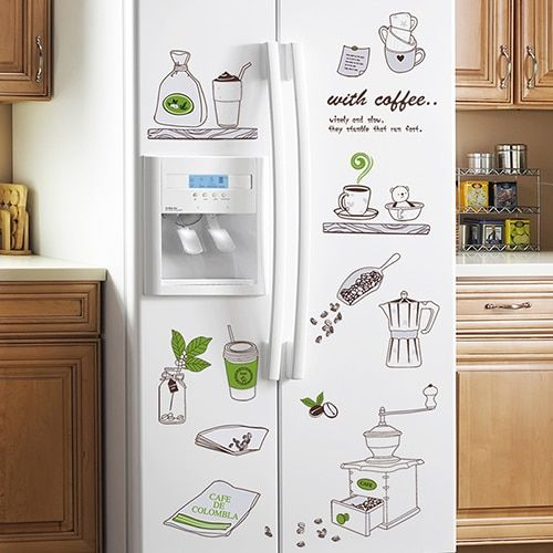 Cheap Wall Sticker Buy Quality Cabinet Sticker Directly From China Wallpaper Sticker Suppliers Kit Kitchen Wall Decor Kitchen Wall Decals Removable Wallpaper