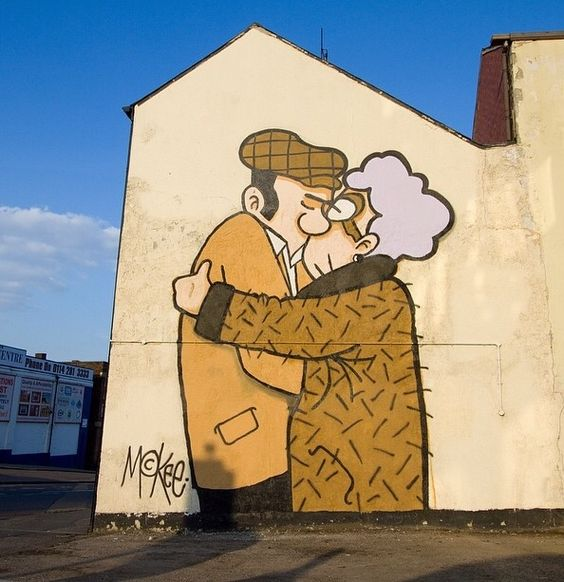 by Pete Mckee - Sheffield, England, 2014 (LP):