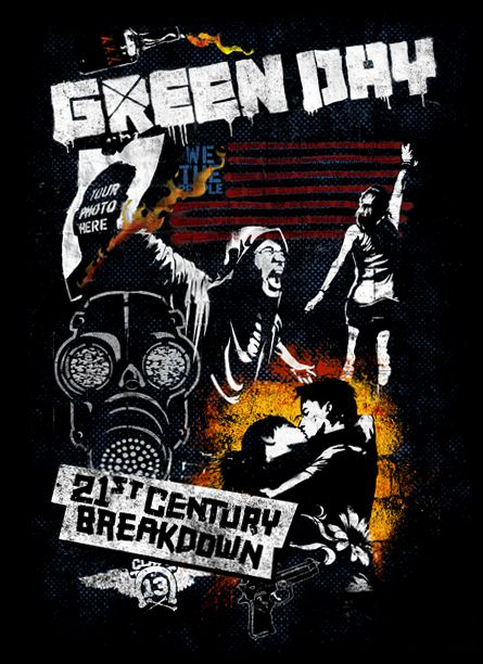Green day, 21st century and Green on Pinterest
