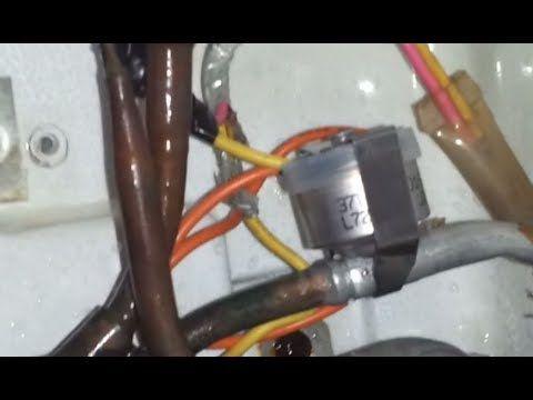 Cómo Cambiar Un Bimetal Refrigerador Mabe Youtube Refrigeracion Y Aire Acondicionado Refrigerador Acondicionado