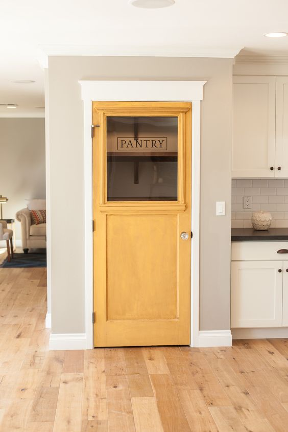 Custom Pantry Door By Rafterhouse Rafterhouse Signature