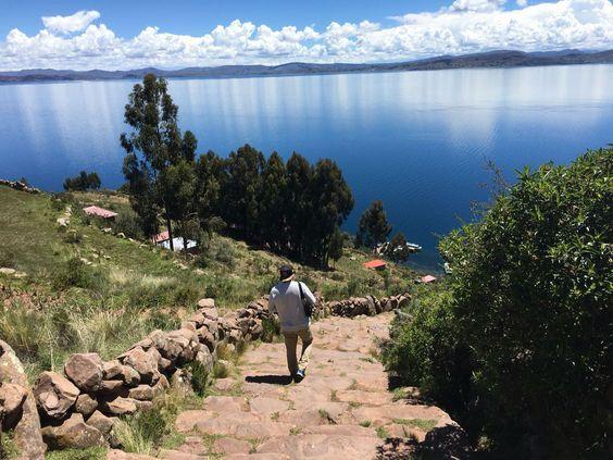 Isla Taquile, Puno, Perú