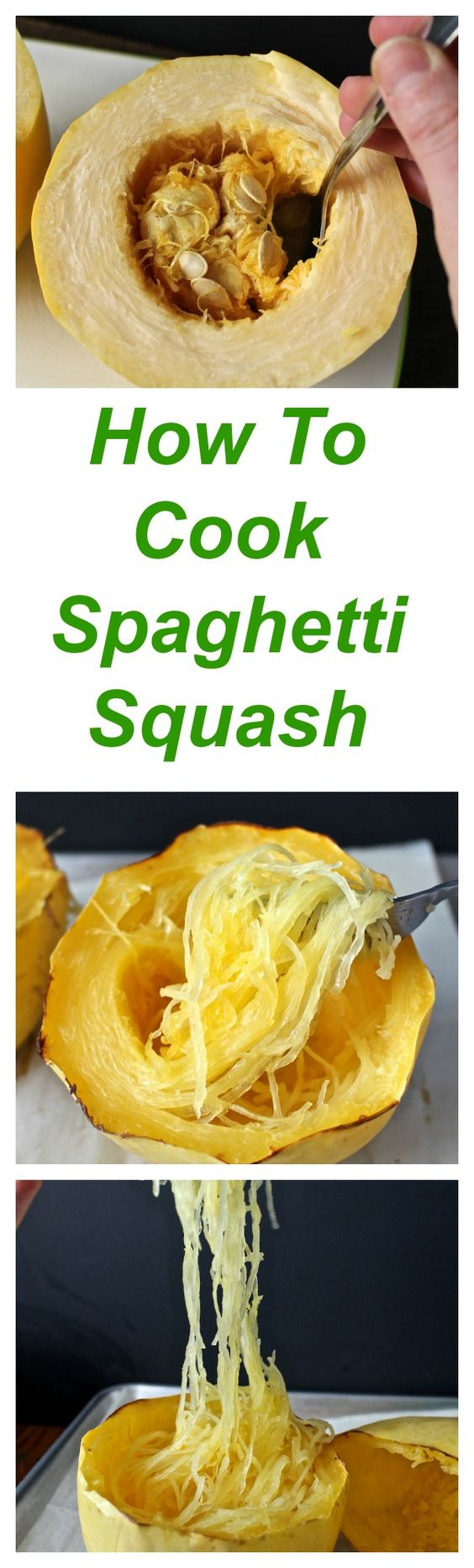 How to cook spaghetti squash recipe how to cook life for What to make with spaghetti squash