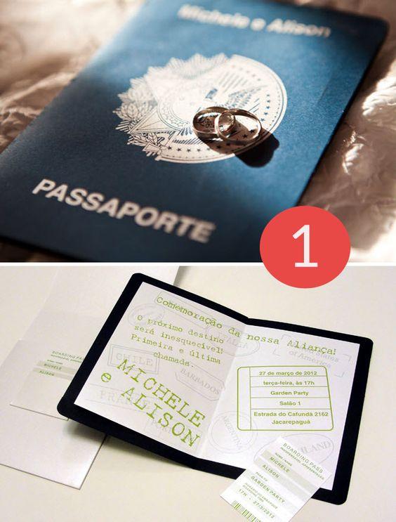 8 Awesome convites de casamento criativos para imprimir images
