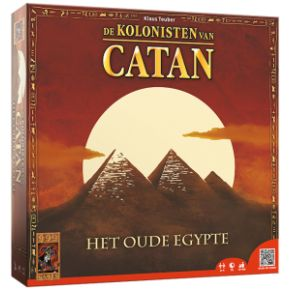 Kolonisten van Catan: Het oude Egypte