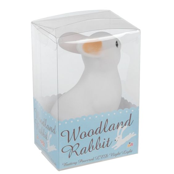 Rabbit Night Light | DotComGiftShop