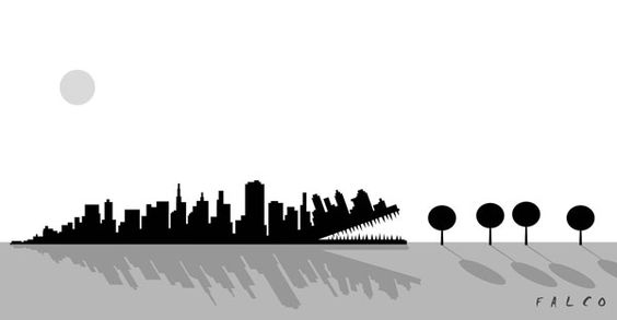 City Forests. Autor: Falco