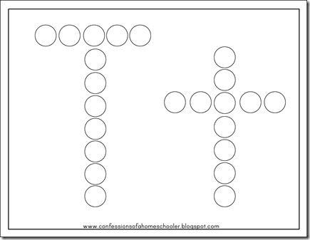 Number Names Worksheets : letter t worksheets for preschoolers ...