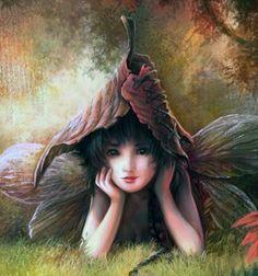 Anjana del bosque: Rostro de hadas 2