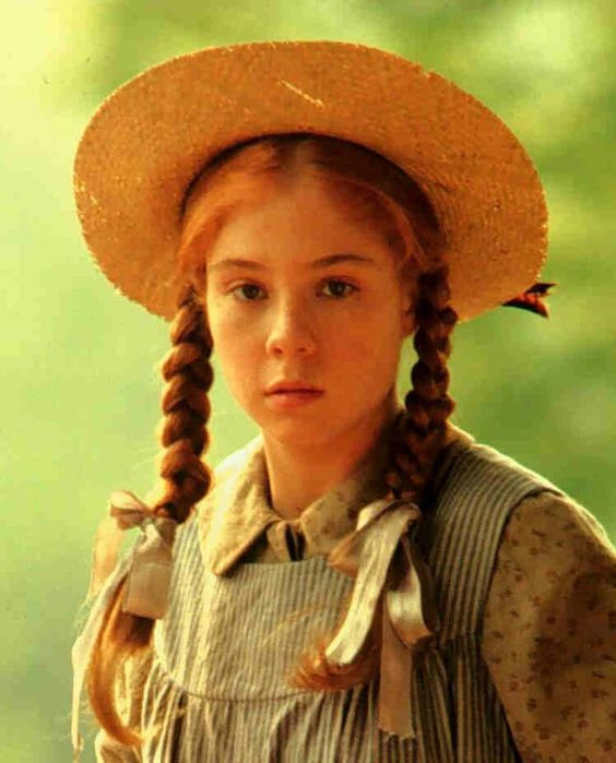 notable character post on Anne Shirley: