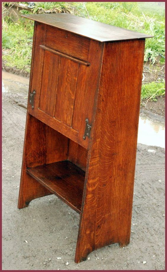 Harvey Ellis Gustav Stickley Drop Front Desk Chests Amp Cabinets Pinterest Desks