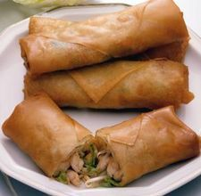 How to Make Egg Roll Wrappers From Scratch | Homemade, Plays and ...