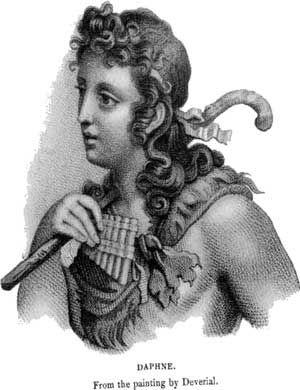 Daphne From Deverial painting - Dafne - Wikipedia, la enciclopedia libre