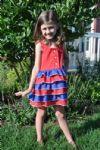 Ruffle Dress!! - Free Baby Lock Projects