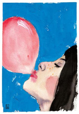 Goma · Studio danilogoncalves · Posters · R$145,00