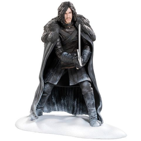 Limited Edition Game of Thrones Jon Snow Collectible Figure - Loot Crate Gifts