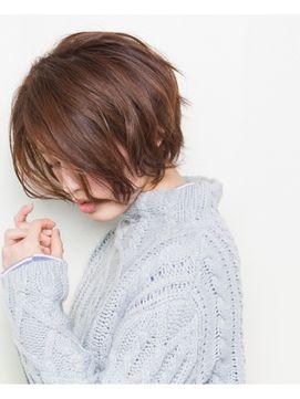 【Grow】大沼圭吾 前下がり☆耳かけショートボブ2016