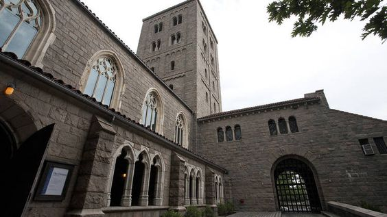 Things to do in Washington Heights, NYC including the Cloisters