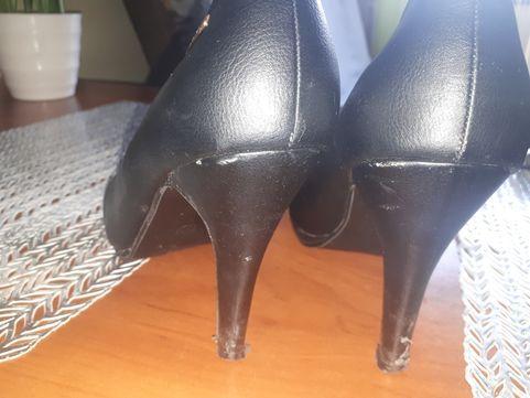 Czarne Szpilki 37 Bialystok Sienkiewicza Olx Pl Shoes Character Shoes Dance Shoes