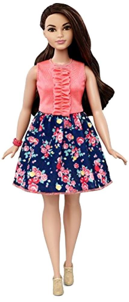 Barbie Fashionistas Doll 26 Spring Into Style - Curvy New #Barbie