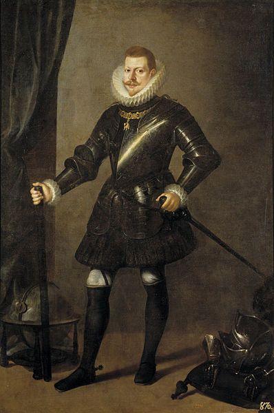 King of Spain as Philippe III and Portugal as Filipe II, Pedro Antonio Vidal…