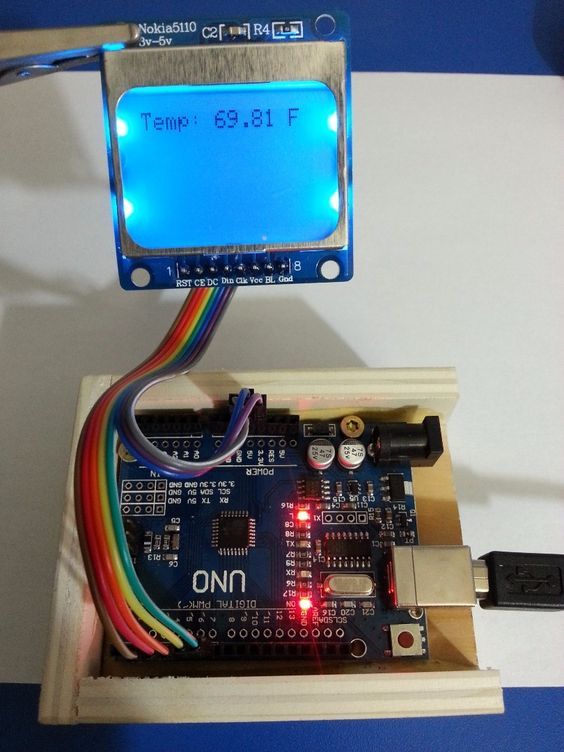 If you've ever worked with arduino, you've probably wanted it to display sensor readings.Using the serial monitor is perfectly fine, but being the arduino badass you are quickly becoming, you probably want it to display the readings on something more sciency looking.Also, having your arduino connected to a PC or laptop doesn't exactly make it super portable and having an LCD attached to display your data gets really handy if you want to carry your Arduino around. Here are some EASY to follow…
