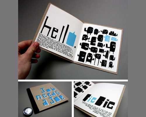 12 dise u00f1os creativos para hacer folletos