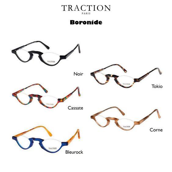 Uma graça as combinações do modelo Boronide da Traction Productions. #innovaoptical #tractionproductions #boronide #weselldesignforliving #design #eyewear #oculos