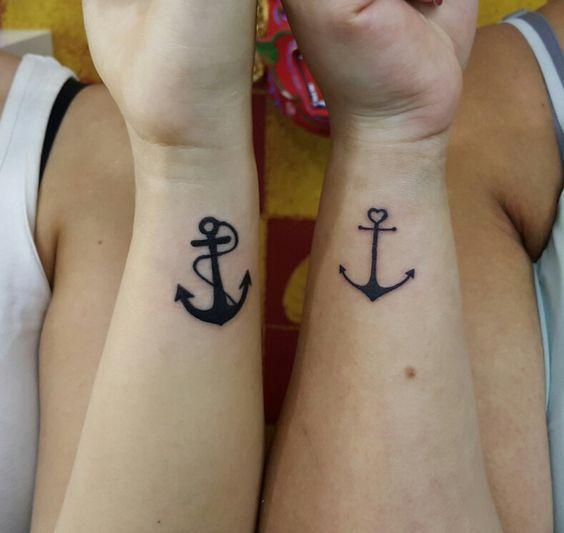Tatuajes De Anclas 237 Fotos Significado Hombre Mujer Con Imagenes Tatuajes De Anclas Tatuajes Tatuajes De Hijas