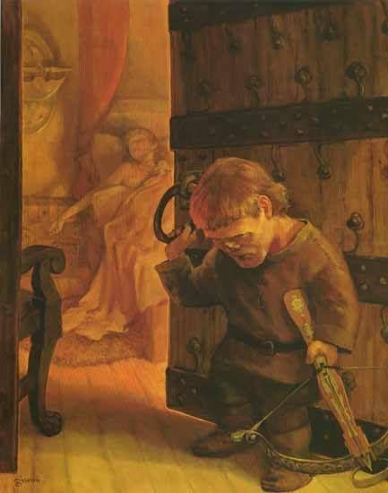 Siempre que me imagino a Tyrion lo veo de esta forma.