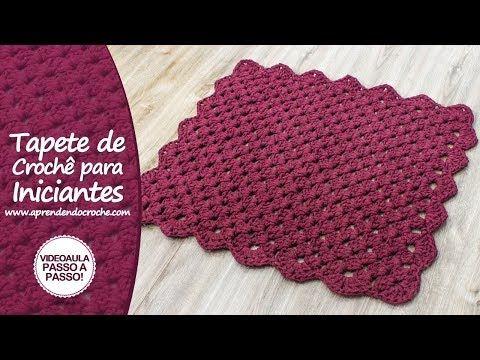 Tapete De Croche Quadrado 80 Ideias Incriveis E Modelos Passo A