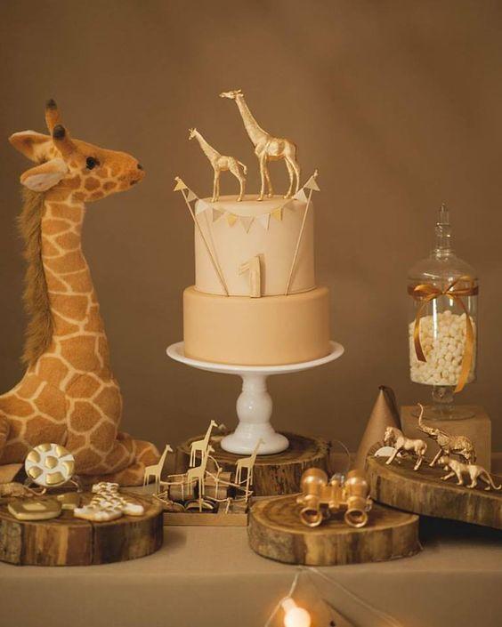 Cookieria By Margaret: Safari para Baby Boy...